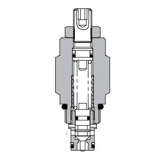 Eaton Vickers 1DR30 Screw-in Cartridge Relief Valve